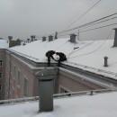 Sniega barjera