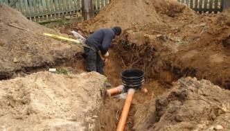 Lietus udens kanalizacija